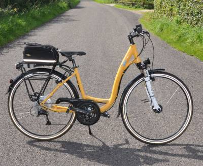 Step Throgh Electric Bike