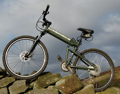 electric mountain bike conversion