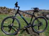 Lightweight Electric Mountain Bike